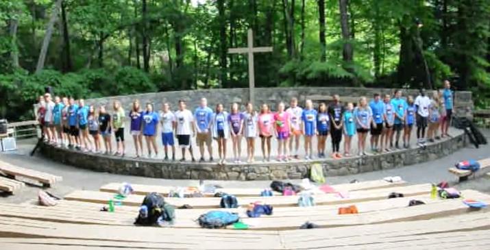 YMCA Blue Ridge Leaders School 2016