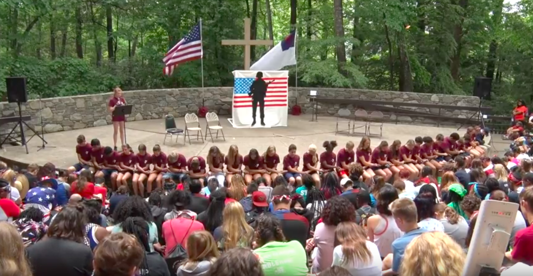 BRLS 2018 Thursday Devotion: Patriotism - JL Camp YMCA